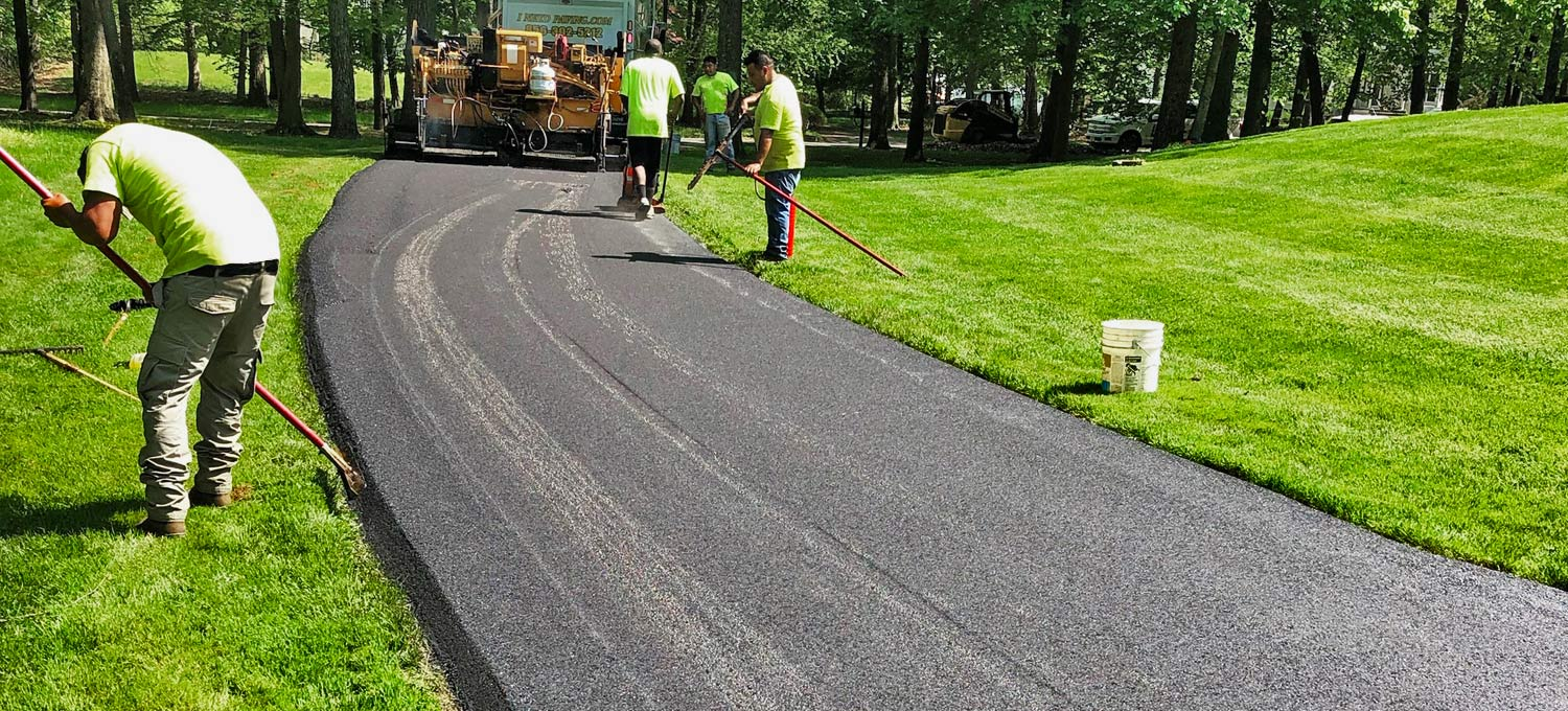 Gloucester County NJ Asphalt Paving Contractors
