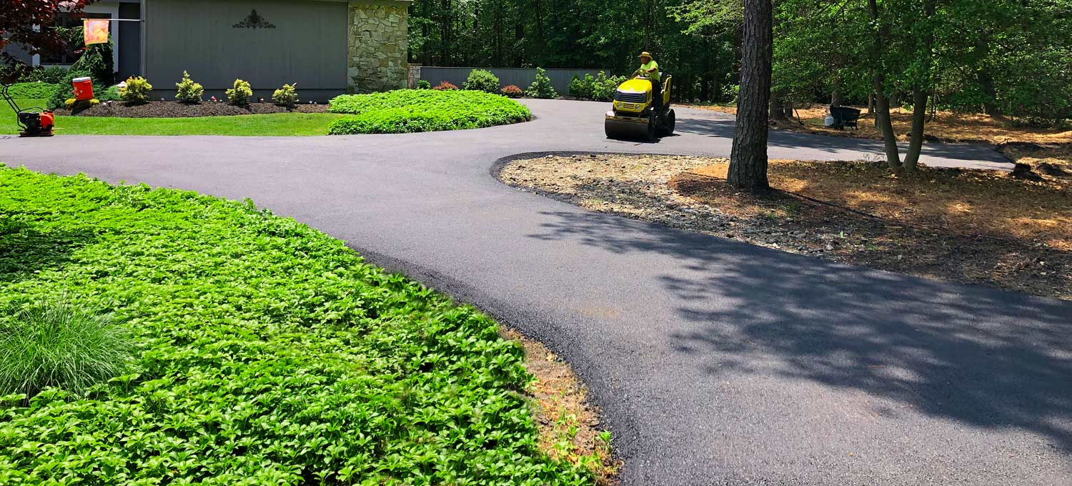 Asphalt Driveway Paving in Gloucester County NJ